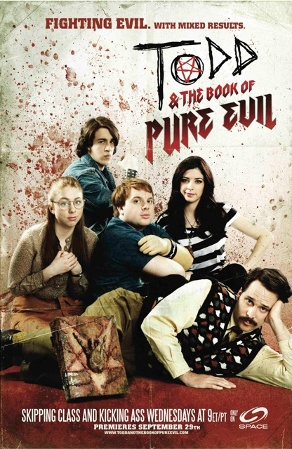 Todd And The Book Of Pure Evil: Season 1