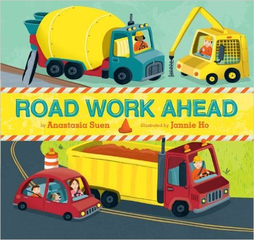 Stop! Roadworks Ahead: Season 1