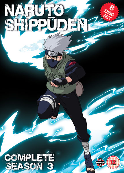Naruto: Shippuuden: Season 3