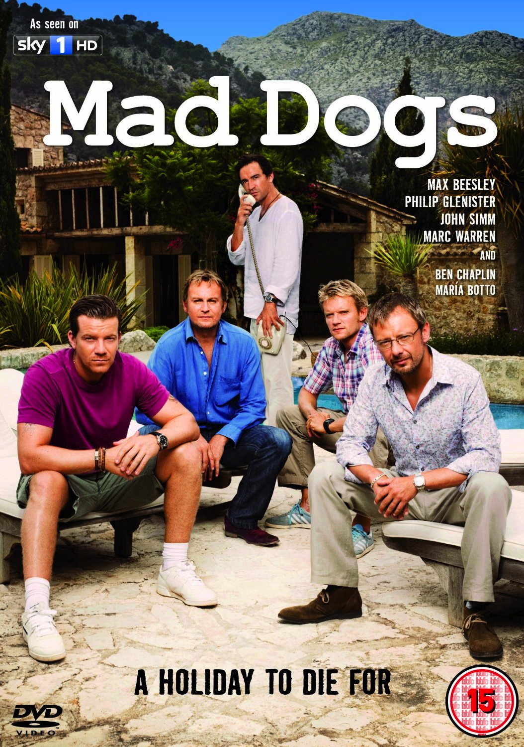Mad Dogs: Season 1