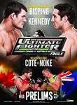 Ufc On Fox Bisping Vs Kennedy Prelims