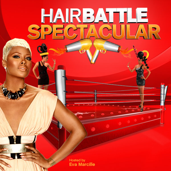 Hair Battle Spectacular: Season 2