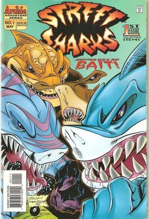 Street Sharks: Season 2