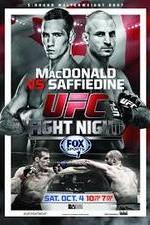Ufc Fight Night 54 Rory Macdonald Vs. Tarec Saffiedine