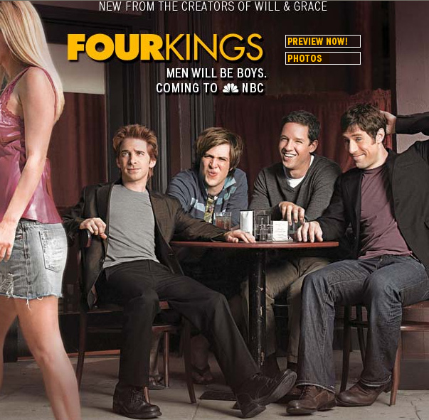 Four Kings: Season 1