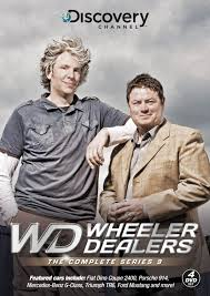 Wheeler Dealers: Season 3