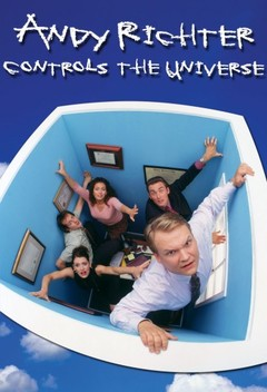 Andy Richter Controls The Universe: Season 2
