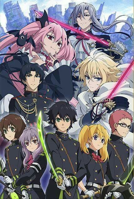 Seraph Of The End S2