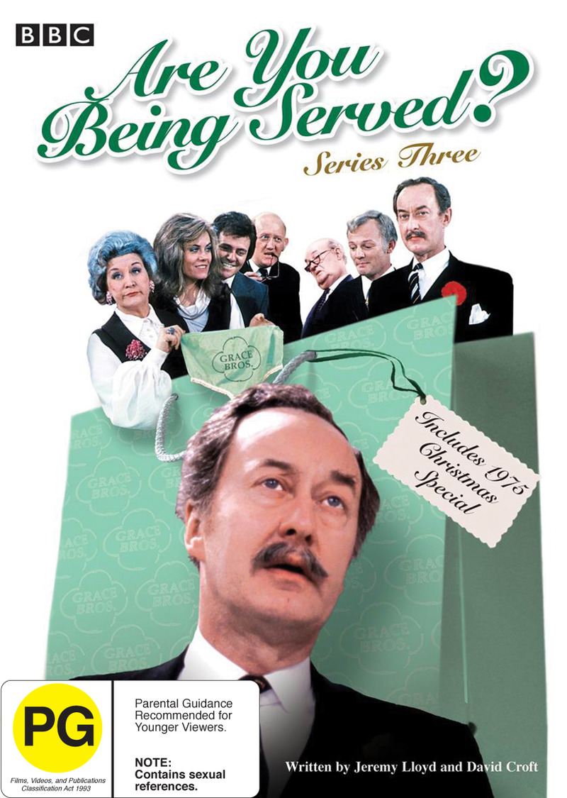 Are You Being Served?: Season 3