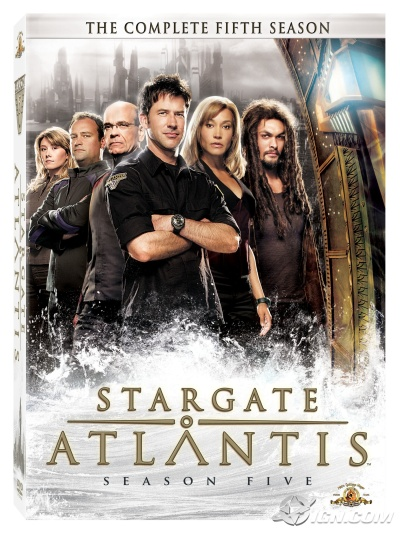 Stargate: Atlantis: Season 5