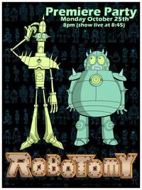Robotomy: Season 1