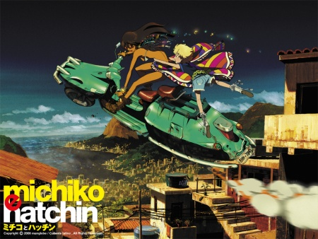 Michiko To Hatchin: Season 1