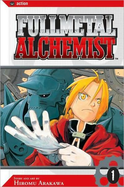 Fullmetal Alchemist: Brotherhood: Season 1