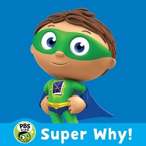Super Why!: Season 1