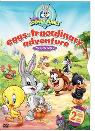 Baby Looney Tunes: Eggs-traordinary Adventure