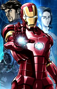 Iron Man - Anime