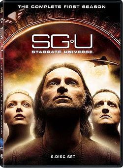 Sgu Stargate Universe: Season 1
