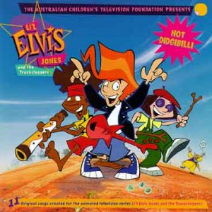 Li'l Elvis Jones And The Truckstoppers: Season 2
