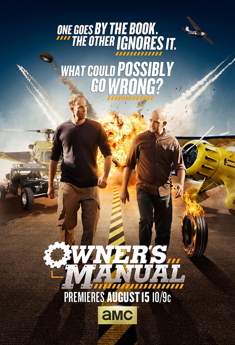 Owner's Manual: Season 1