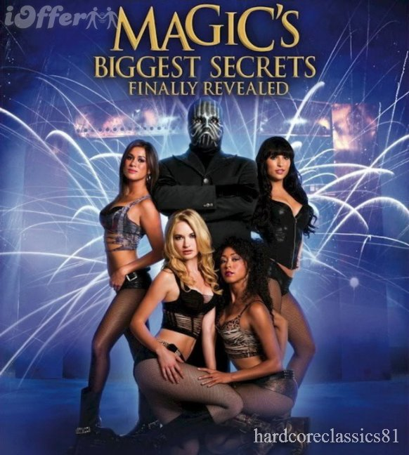 Magic's Biggest Secrets Finally Revealed: Season 1