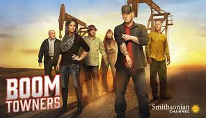 Boomtowners: Season 1