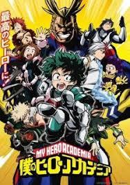 My Hero Academia (sub)