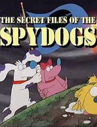 The Secret Files Of The Spydogs