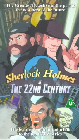 Sherlock Holmes In The 22nd Century: Season 2
