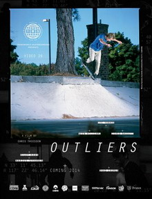 Transworld Skateboarding Outliers
