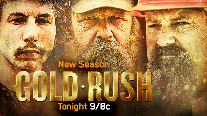 Gold Rush: Season 5