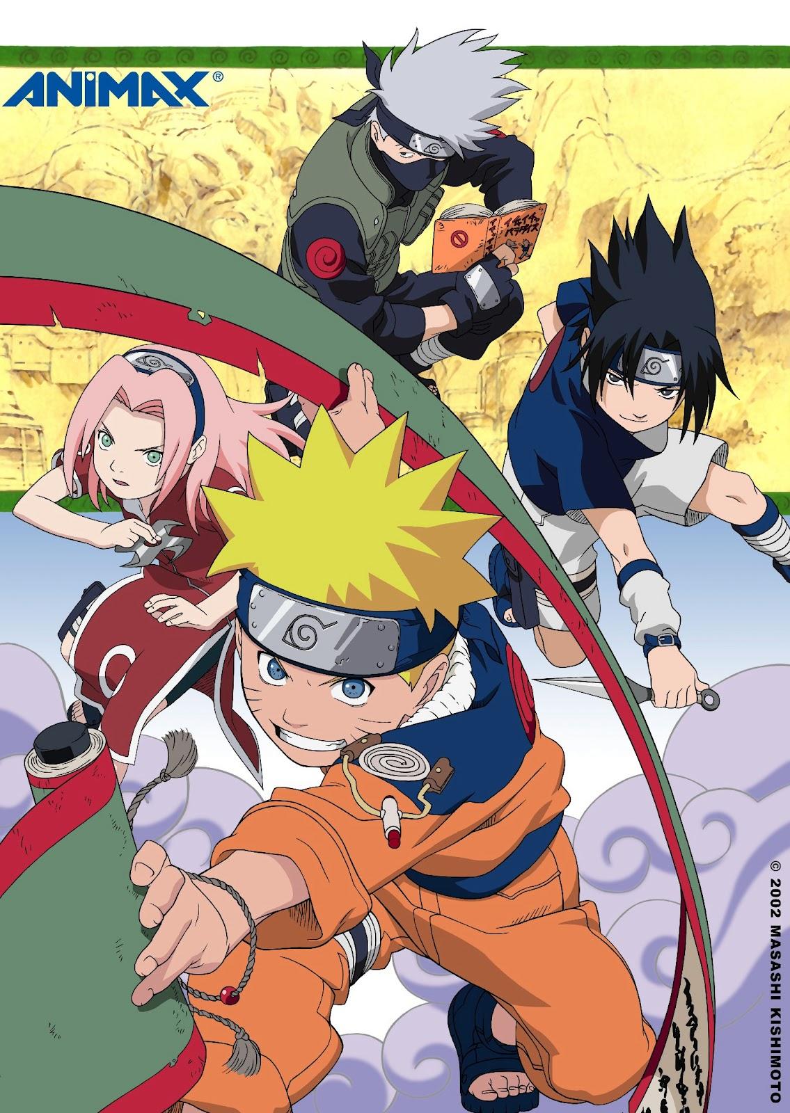 Naruto: Season 8