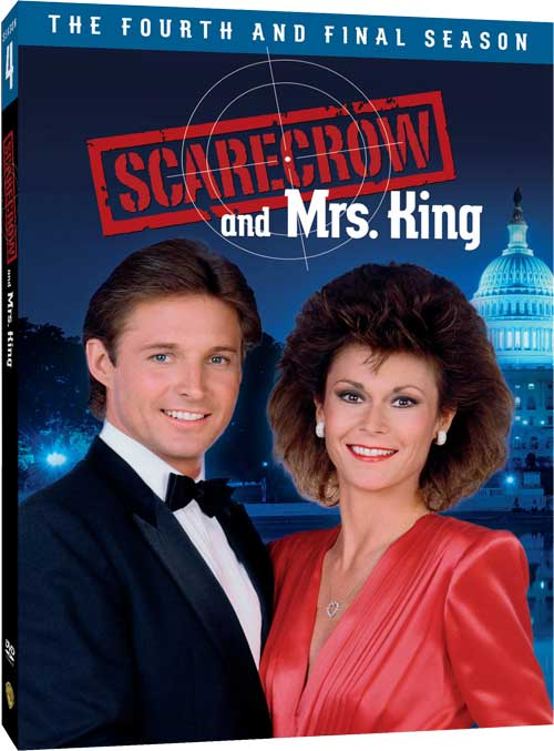 Scarecrow And Mrs. King: Season 4