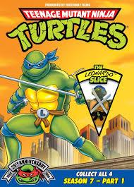 Teenage Mutant Ninja Turtles: Season 9