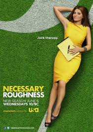 Necessary Roughness: Season 3