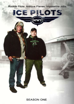 Ice Pilots Nwt: Season 1