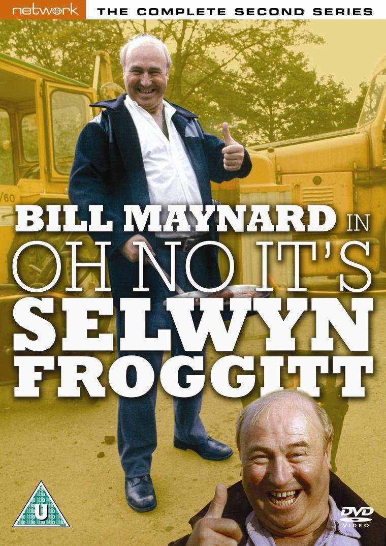 Oh No, It's Selwyn Froggitt: Season 1