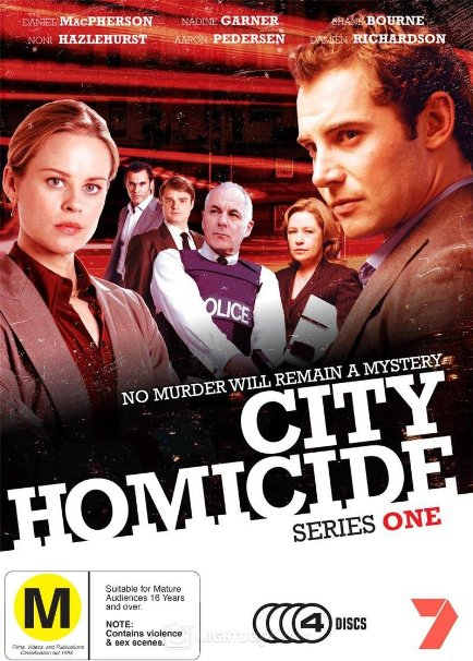 City Homicide: Season 1