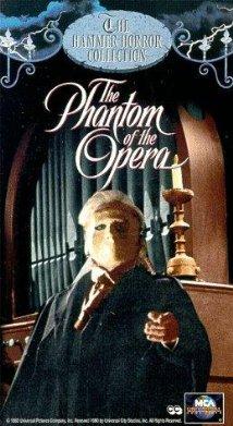 The Phantom Of The Opera 1962