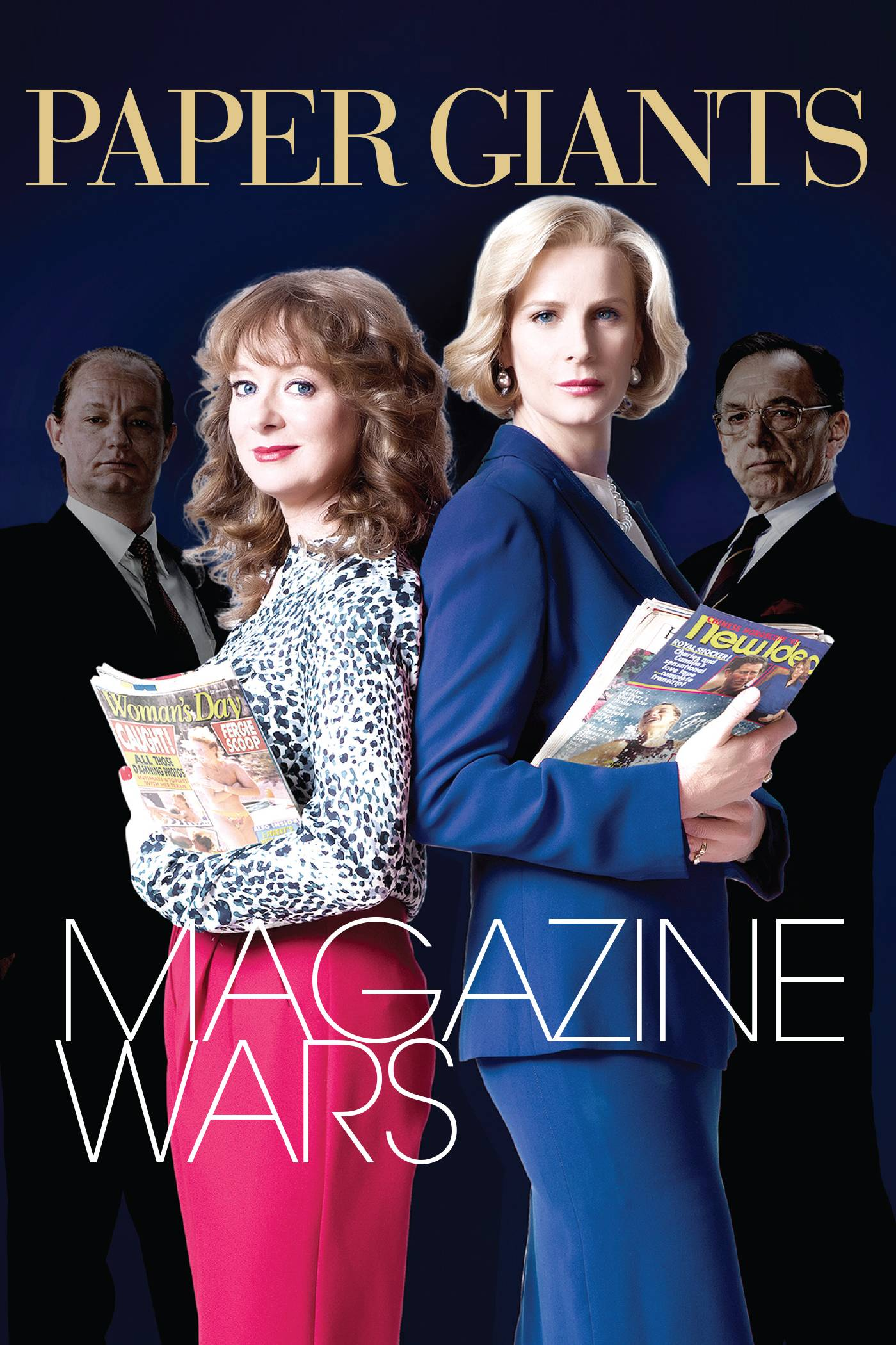 Paper Giants: Magazine Wars: Season 1