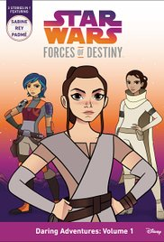 Star Wars Forces Of Destiny: Season 1