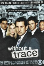 Without A Trace: Season 1