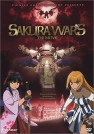 Sakura Wars: The Movie (sub)