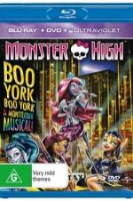 Monster High: Boo York, Boo York