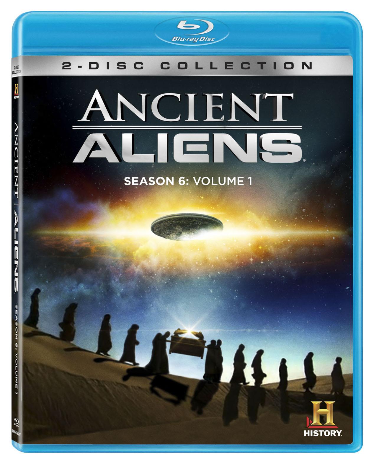 Ancient Aliens: Season 6