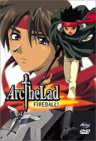 Arc The Lad: Season 1