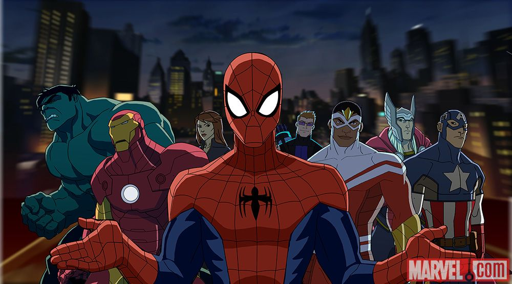 Ultimate Spider-man: Season 3