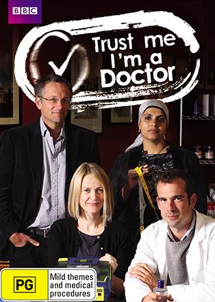 Trust Me, I'm A Doctor: Season 3