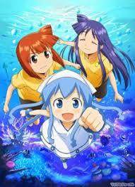 Shinryaku!! Ika Musume (sub)