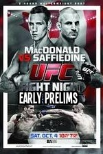 Ufc Fight Night 54 Early Prelims