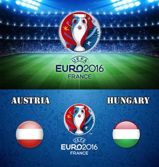 Uefa Euro 2016 Group F Austria Vs Hungary